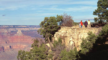 Grand Canyon South Rim Open Year Round